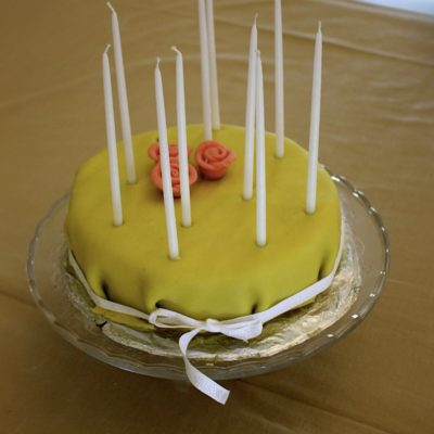 Tårtljus
